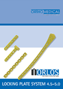 Download Catalogue ORLOS 4.5 - 5.0 Locking Plate System